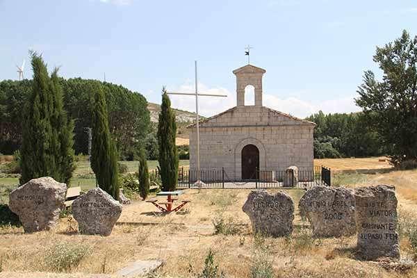 Ermita de San Bartolomé.
