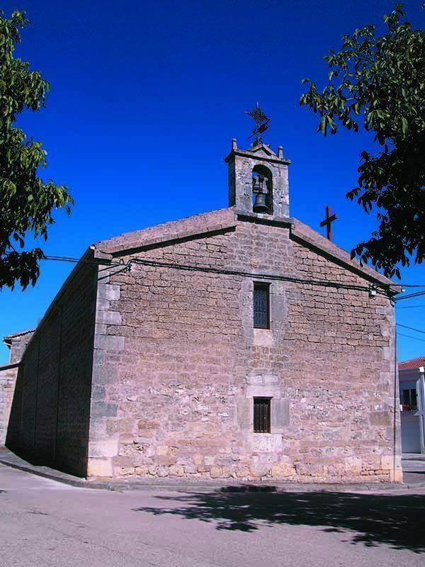 Ermita urbana de San Saturnino.