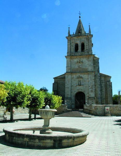Iglesia de San Nicolás de Bari.