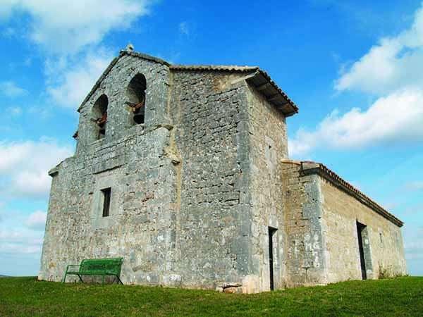 Imagen de la iglesia de Santa Eulalia