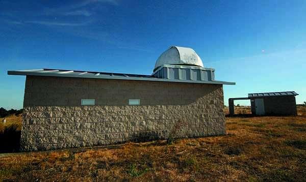 Observatorio astronómico.